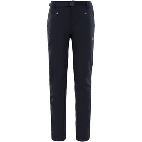 The North Face Exploration Insulated Broek Lang Dames, tnf black